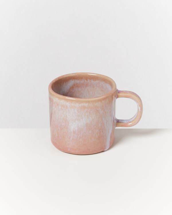 Cordoama 4er Set Tasse rose 2