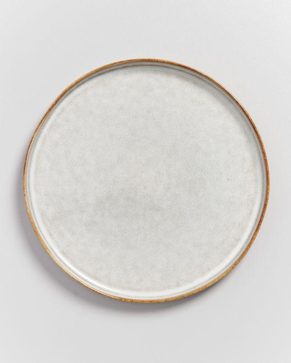LUA - Plate large beige 2
