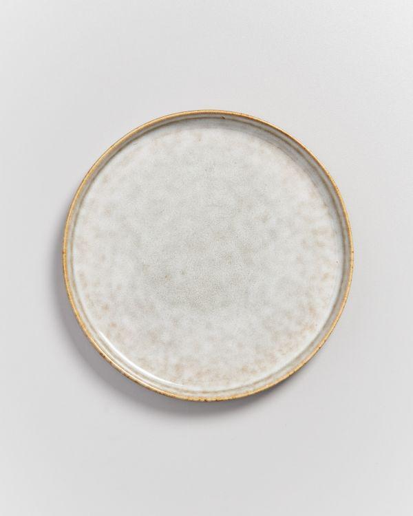 LUA - Plate small beige 2