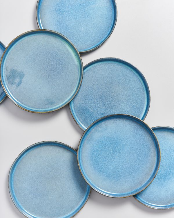 LUA - Plate small blue 2