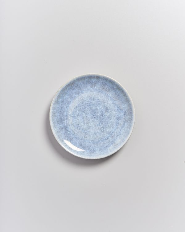 Alcachofra Teller klein graublau 2