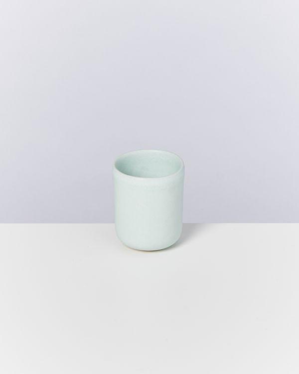 MACIO - Set of 4 Espressocups turquoise 2