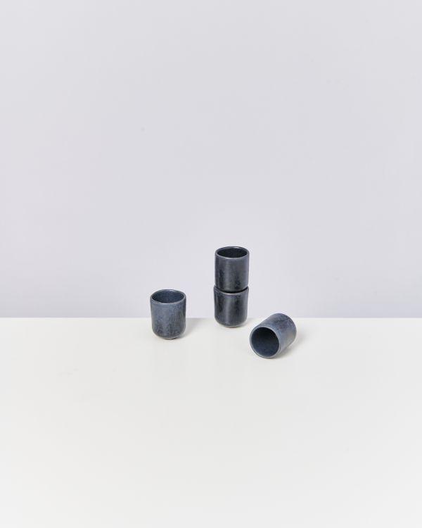 Macio Espressobecher schwarz 2