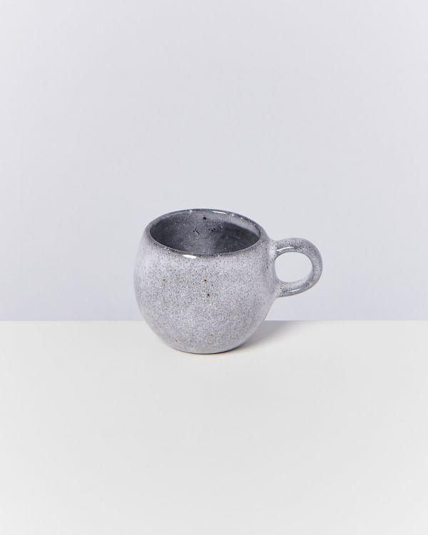 Mae 6er Set Espressotasse grau 2