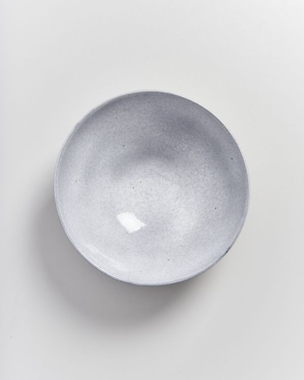 MAE - Servingbowl flat small grey 2