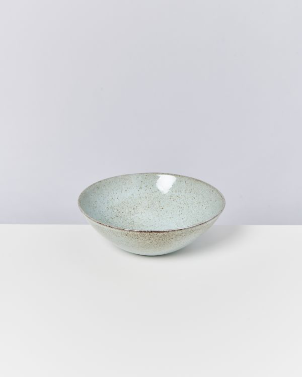 MAE - Servingbowl flat small mint 2