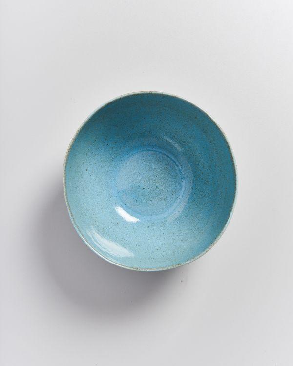 MAE - Servingbowl turquoise 2
