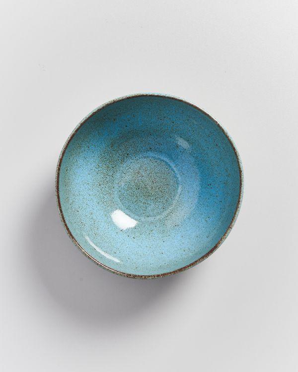 MAE - Soupbowl turquoise 2