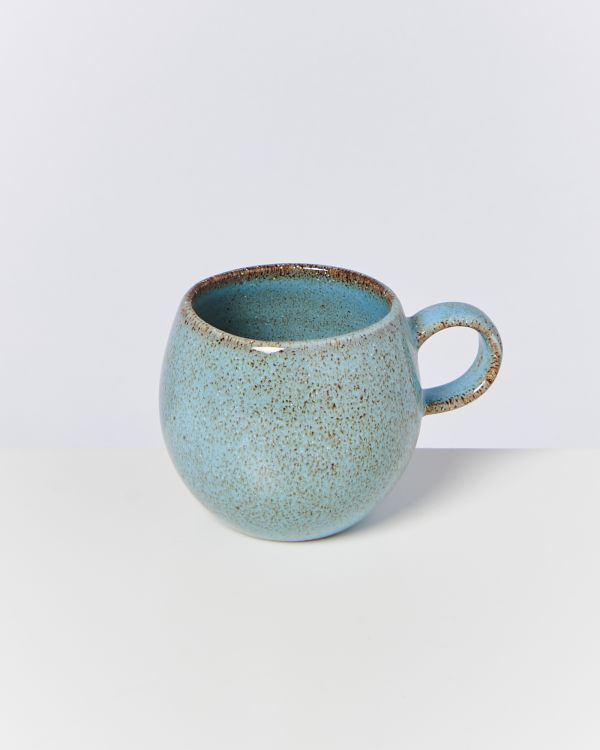 MAE - Set of 4 Cups samll turquoise 2