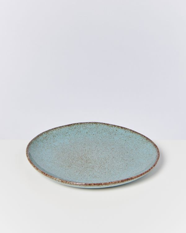 MAE - Plate small turquoise 2