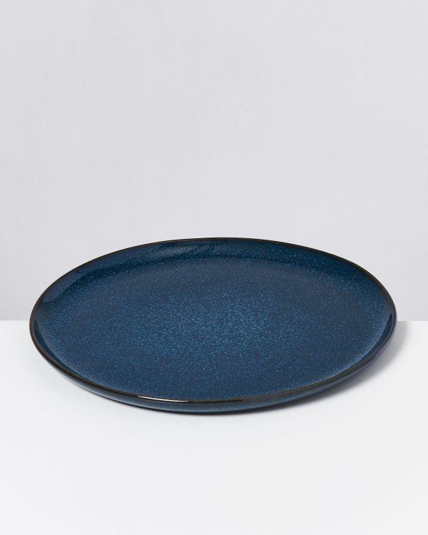 Melides Teller groß navygreen 2