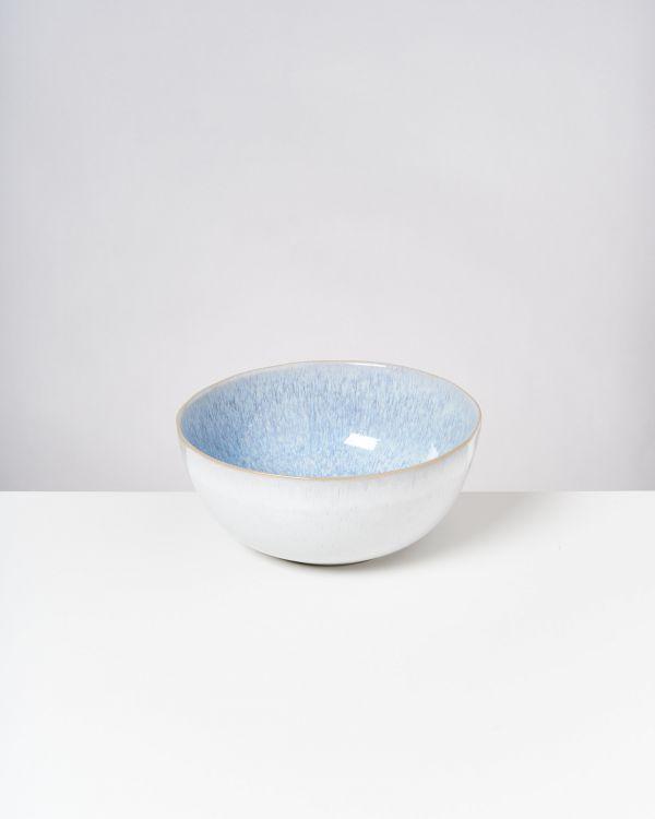 Melides - Servingbowl stoneblue 2