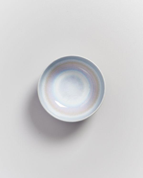 Alcachofra hellblau Müslischale 2