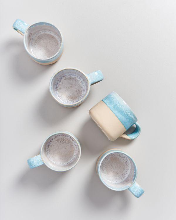 NÓDOA - Cup Blue dipped 2