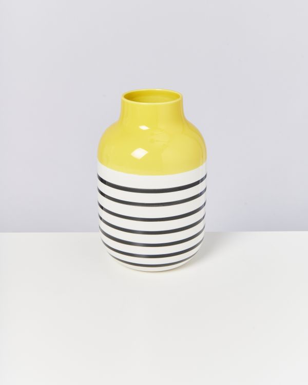 NUNO L - yellow black striped 2