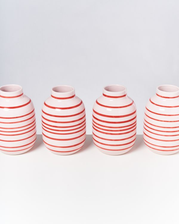 NUNO M - red striped 2
