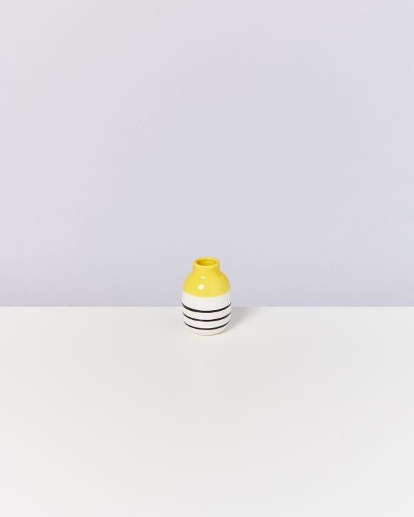 NUNO S - yellow black striped 2