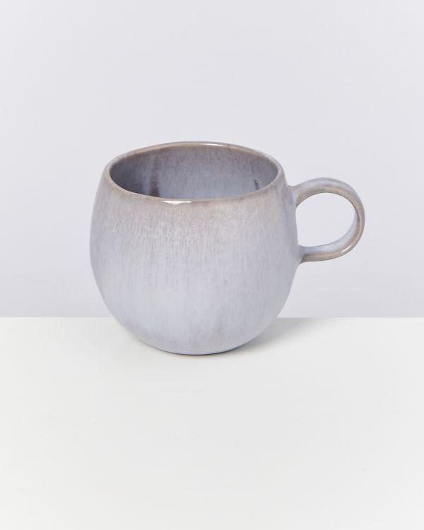 Porto Tasse groß grau 2