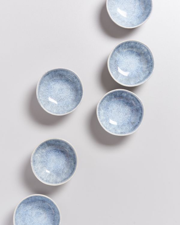 SESIMBRA - Saucebowl 11cm grey blue 2