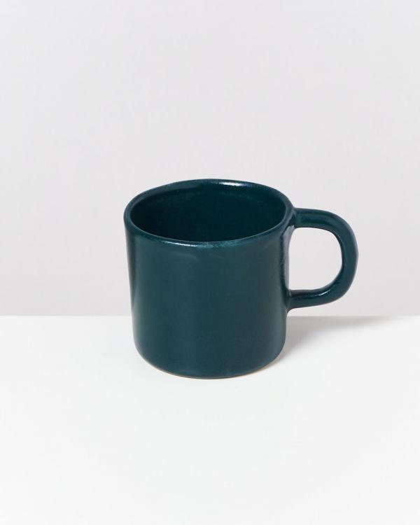 Tavira - Set of 6 Mugs small green 2