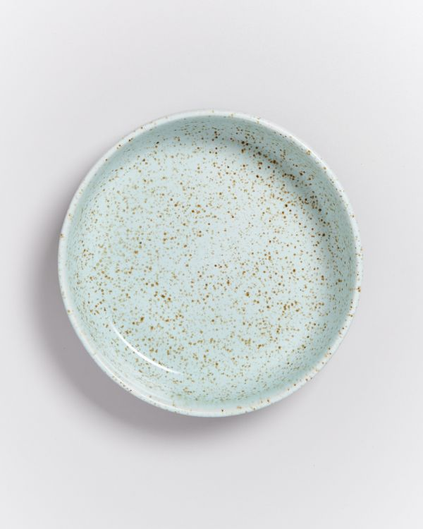 TAVIRA - Pastabowl mint dots 2