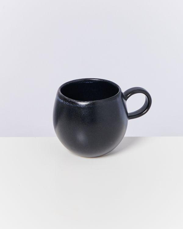 Turmalina 4er Set Tasse klein schwarz 2