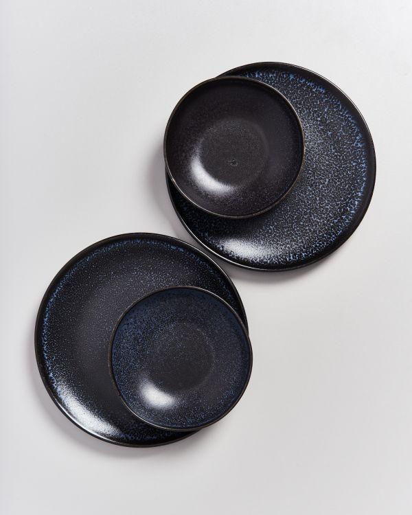 Turmalina Miniteller schwarz 2