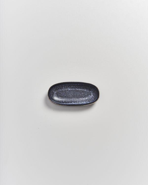 Turmalina Servierplatte S schwarz 2