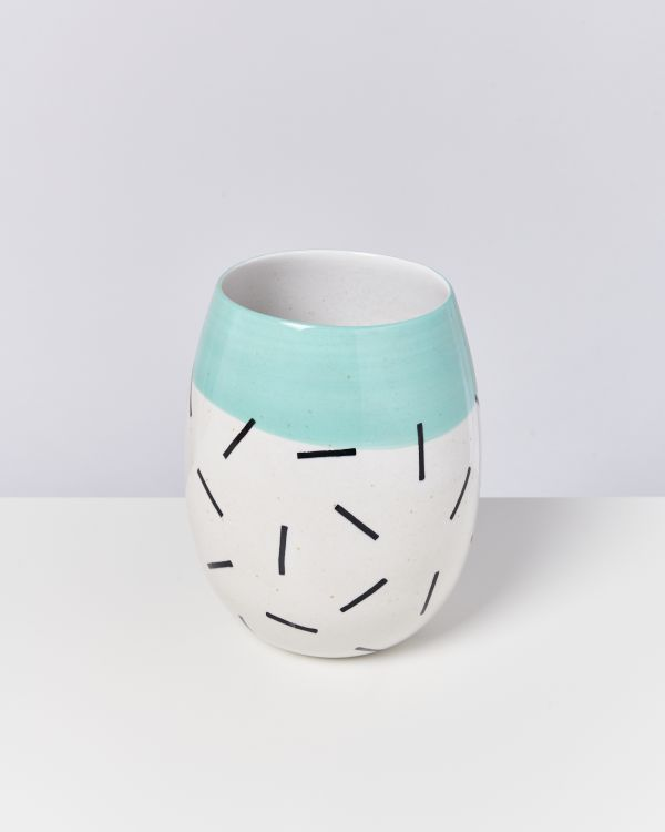 Vaso geometrisch 2