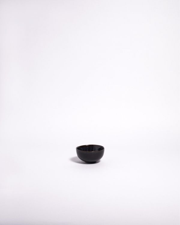Alachofra - Saucenschälchen Ø 7,5 cm schwarz 2