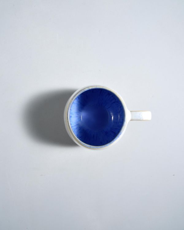 Areia 4er Set Tasse groß royalblau 2