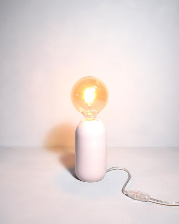 Farol Lampe rosa 2
