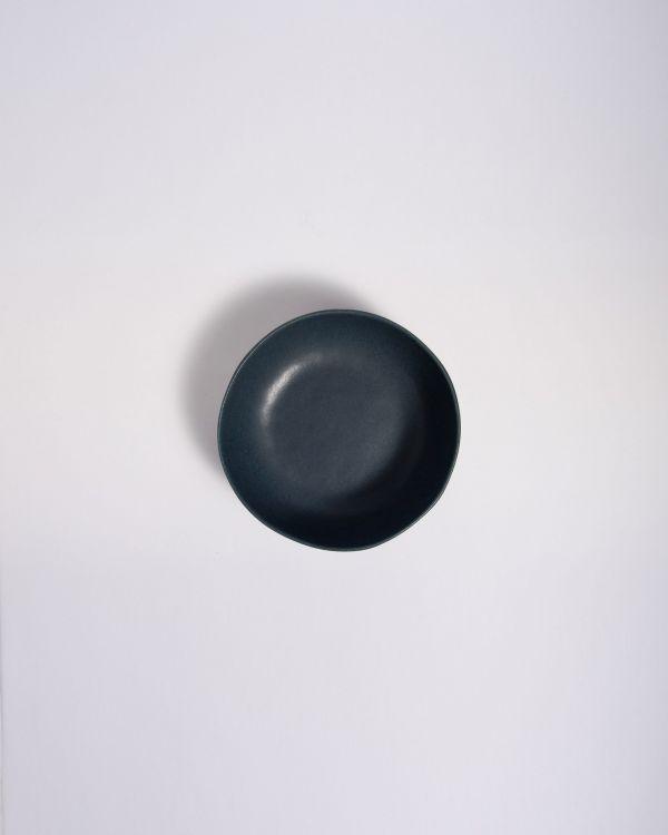 Macio Müslischale  blau-schwarz 2