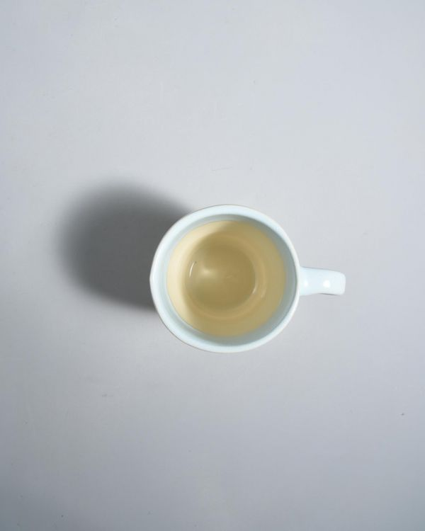 Tia Tasse blau beige 2