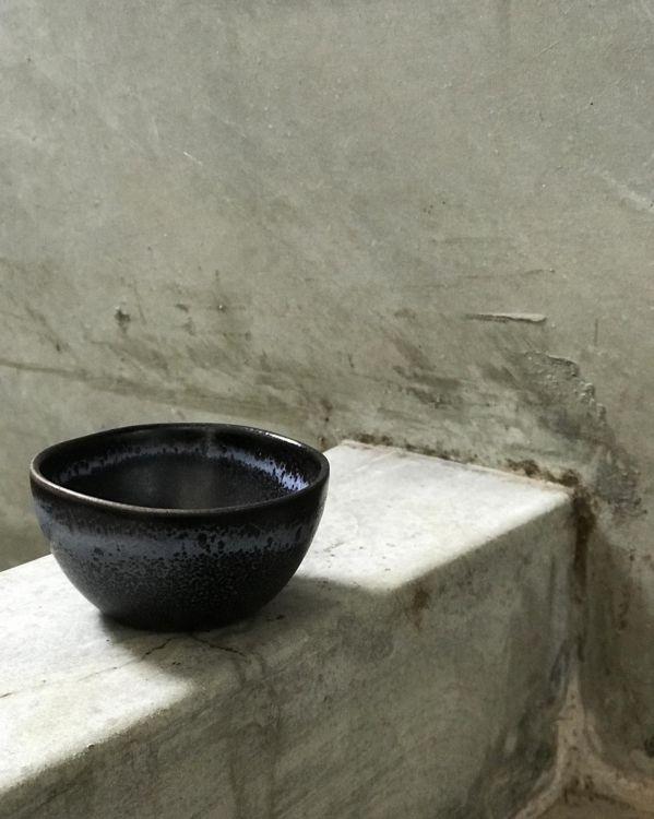 Turmalina Müslischale schwarz 2
