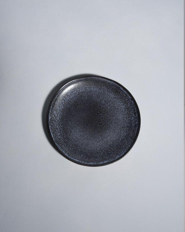 Turmalina Teller klein schwarz 2