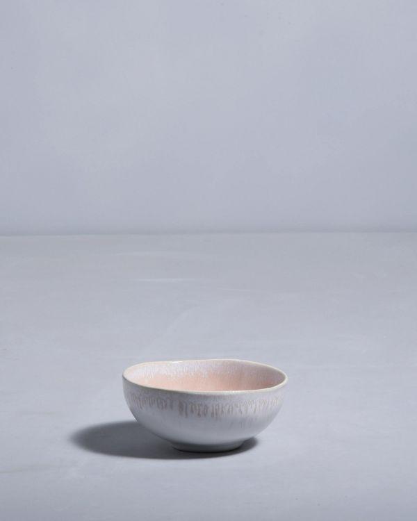 ALACHOFRA - Saucebowl 11cm peach 2