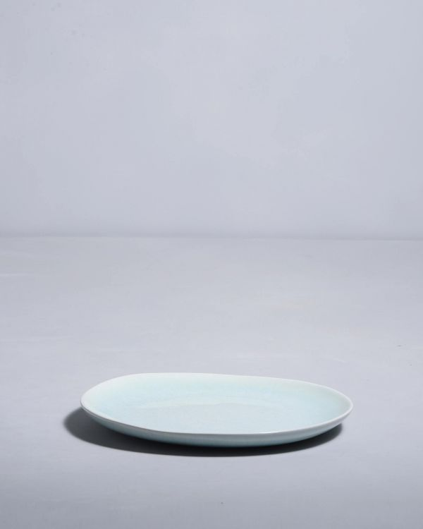 AREIA DUPLA - Plate small candy mint 2