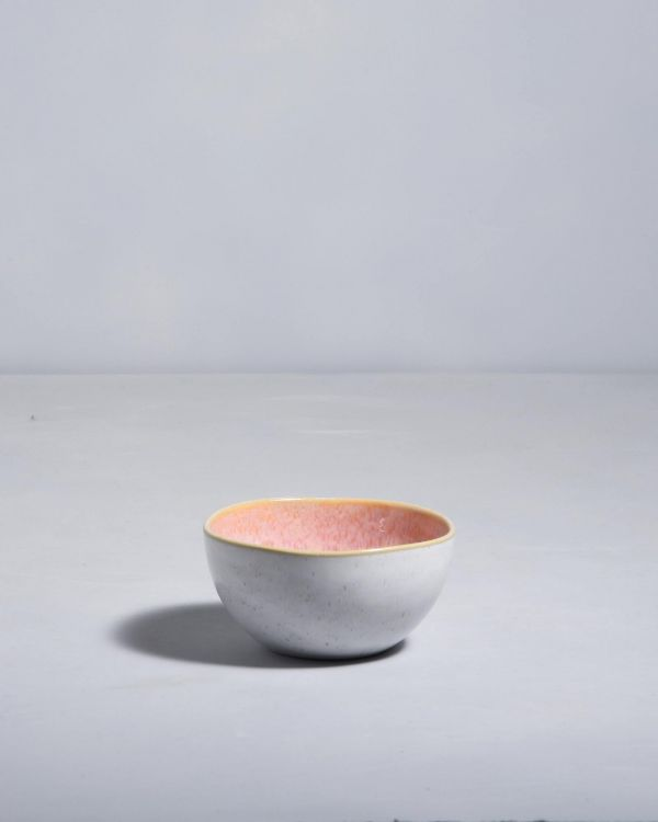 AREIA - Cerealbowl small pink 2