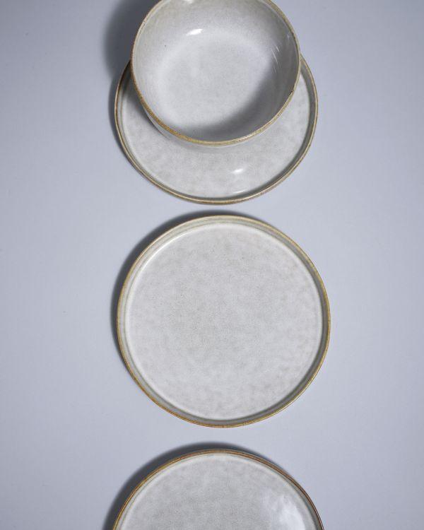 Lua Teller klein beige 2
