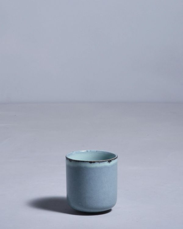 LUA - Mug small blue 2