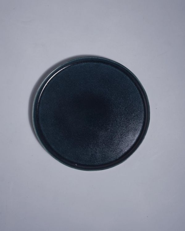 MACIO - Plate large petrol 2