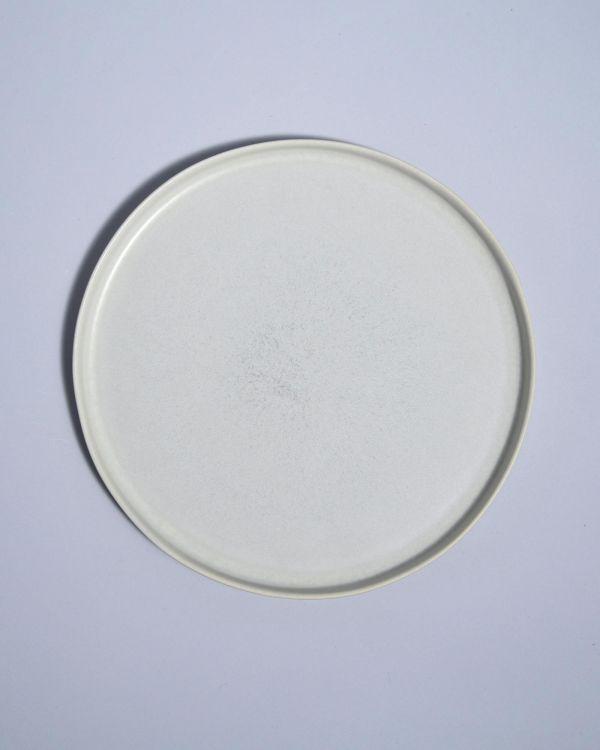 MACIO - Plate large stone green 2
