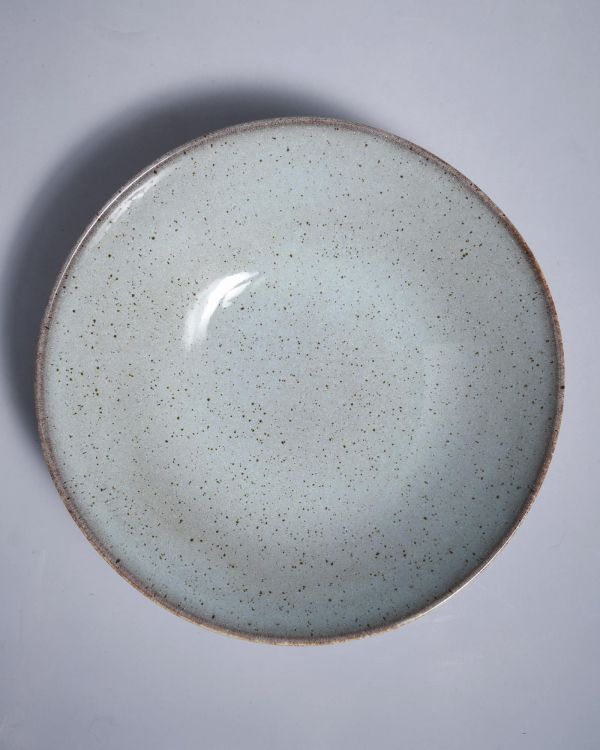 MAE - Servingbowl big flat mint 2