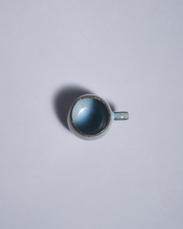MAE - Espressocup turquoise 2