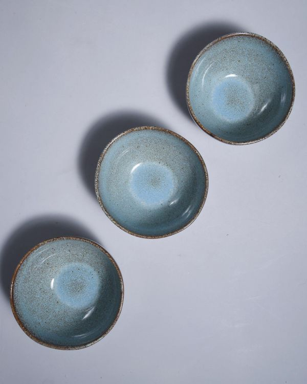 MAE - Cerealbowl small turquoise 2