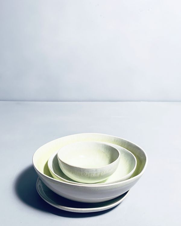 Sesimbra Saucenschälchen 11 cm gelb 2