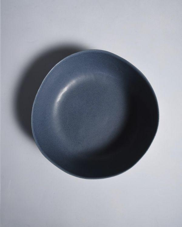 Macio Servierschale blau 2