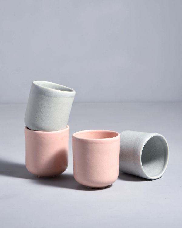 MACIO - Mug burgundy 2