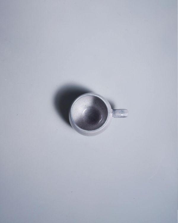 Mae 4er Set Tasse klein grau 2